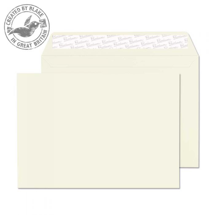 Blake Premium Business Wallet P&S Oyster Wove C5 162x229 120gsm Ref 71707 Pk 500 *10 Day Leadtime*