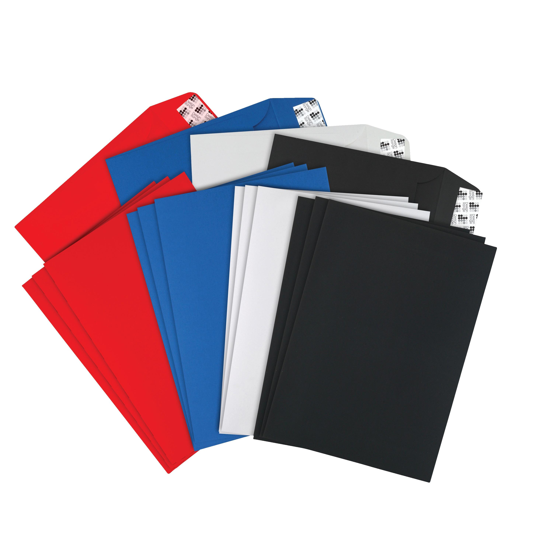 Creative Senses Wallet P&S White Velvet 140gsm C5 162x229mm Ref V641 [Pack 125] 10 Day Leadtime