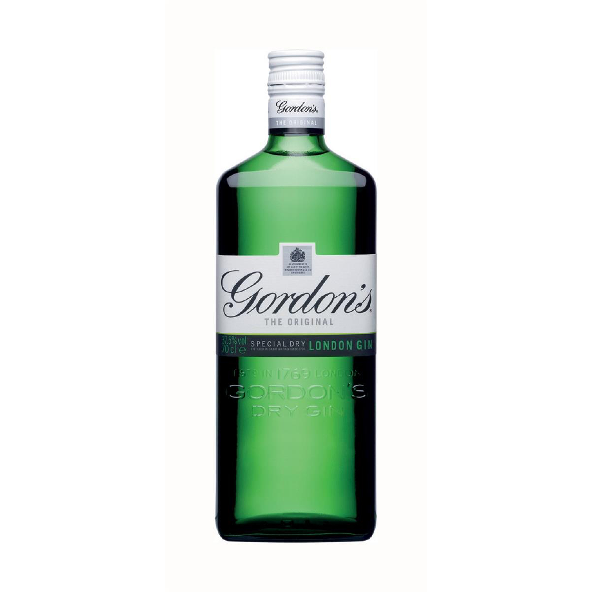 Gordon s London Dry Gin 70cl Pack 6 *Up to 10 Day Leadtime* Ref 28432