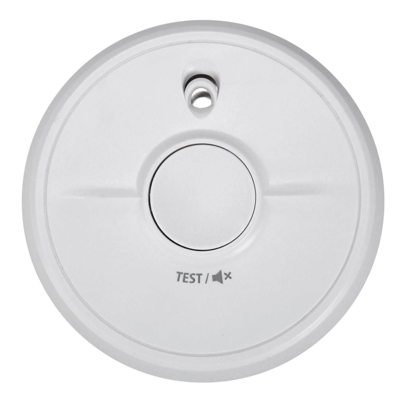 Fire Angel General Use Smoke Alarm with Silencer Button White Ref FT0013 Pack 2