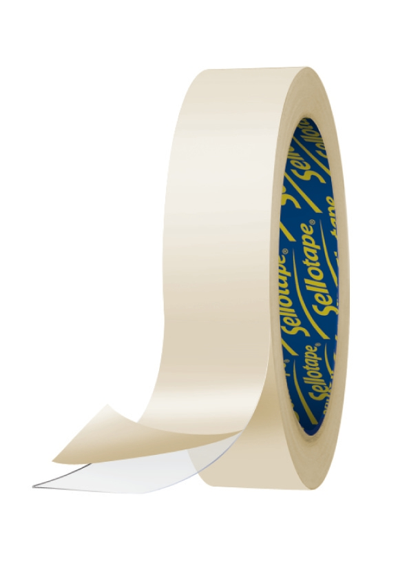Sellotape Double Sided Tape 15mm x 5m Ref 1445293 [Pack 12]