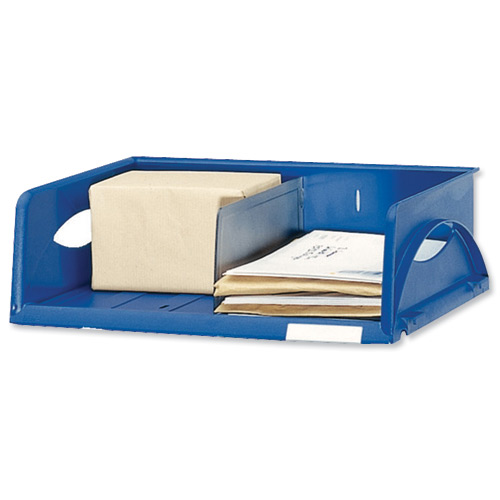 Image for Leitz Standard Letter Tray Blue Ref 5230-00-35