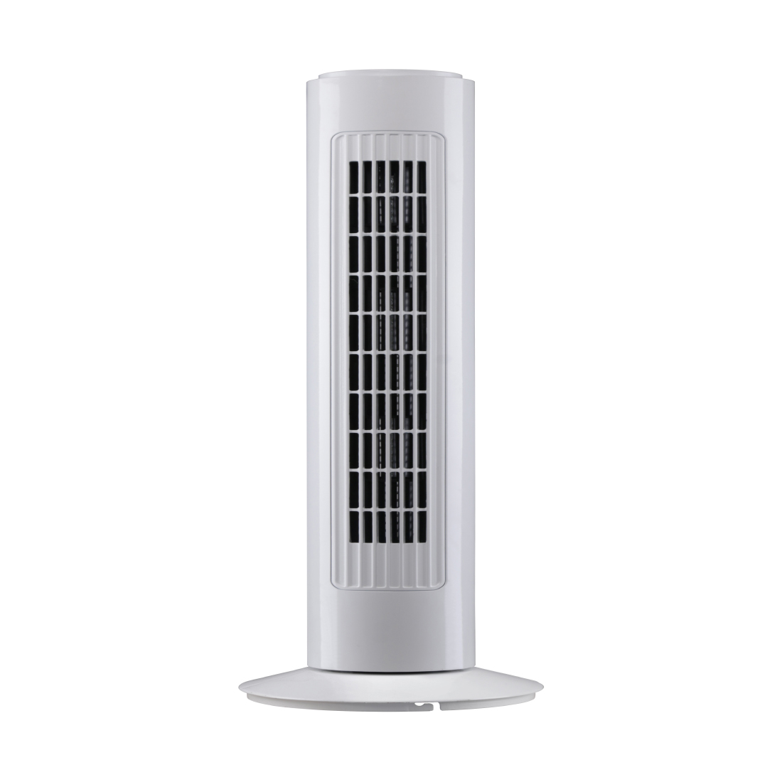 Floor Standing 5 Star Facilities Tower Fan 90deg Oscillating 3-Speed 120-Minute Timer 40 Watts H762mm White