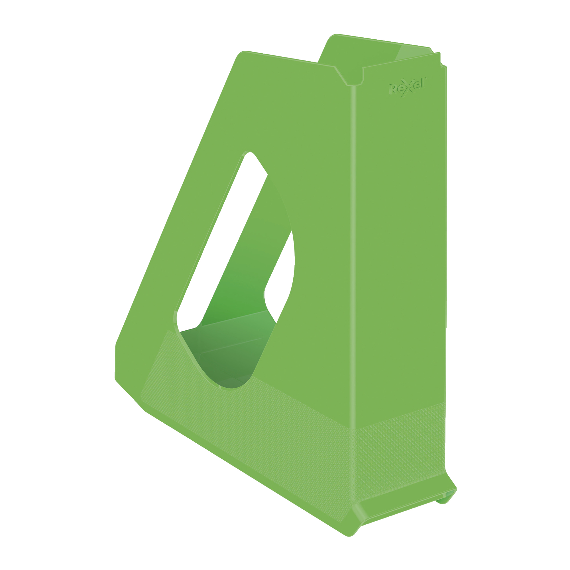 Rexel Choices Magazine File Capacity 60mm Green Ref 2115604