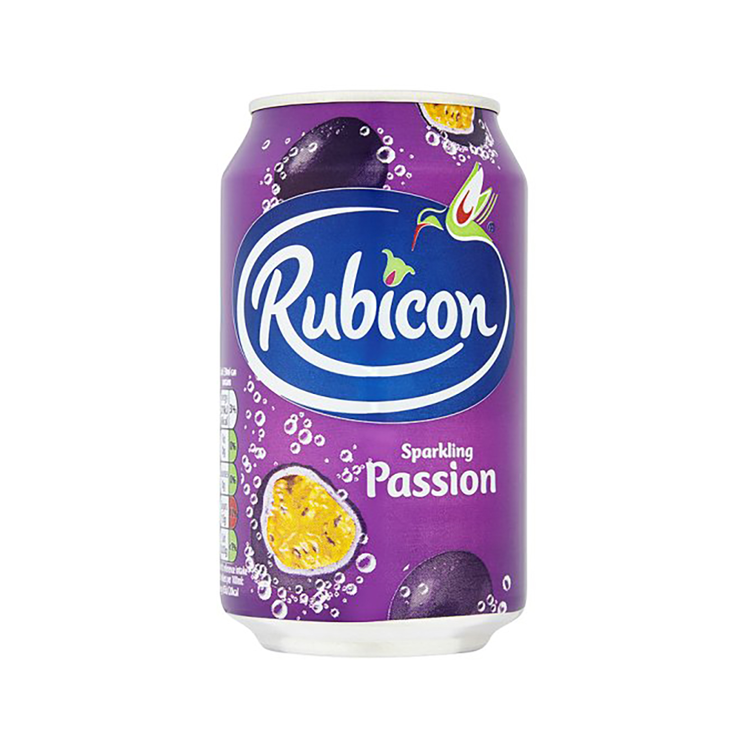Rubicon Passionfruit Sparkling Drink Can 330ml Ref 1418432 Pack 24