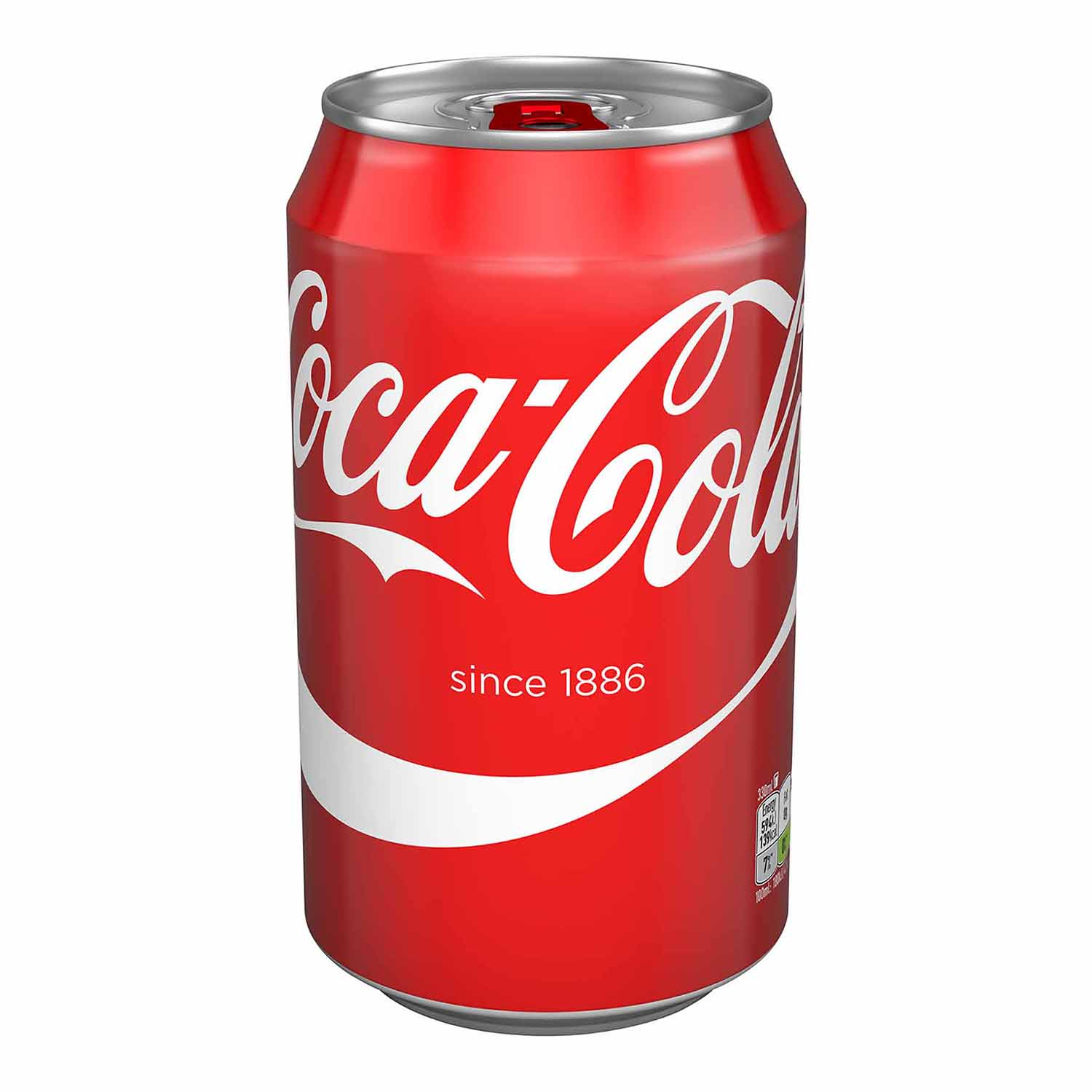 Coca Cola Coke Soft Drink Can 330ml Ref 0402002 [Pack 24]