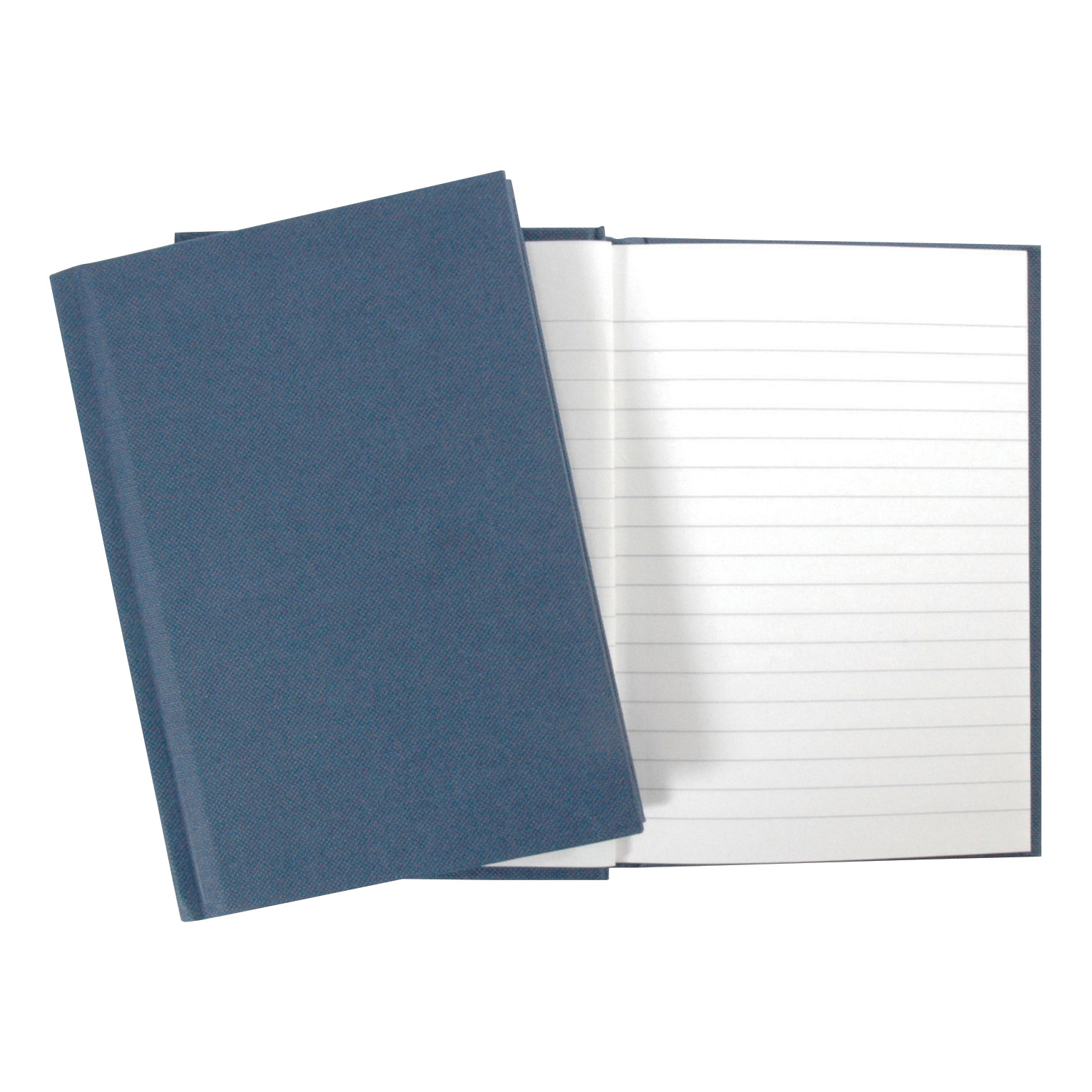 Image for Cambridge Notebook Casebound 70gsm Ruled 192pp A6 Blue Ref 100080460 [Pack 10]