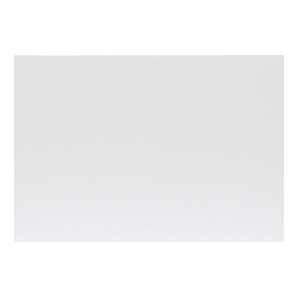 Display Board Lightweight Durable CFC Free W762xD5xH1016mm White [Pack 25] Ref WF5040