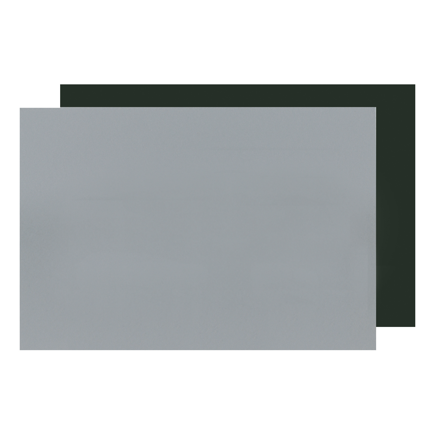 Display Board Lightweight Durable CFC Free W597xD5xH840mm A1 Black and Grey Pack 10 Ref WF6001