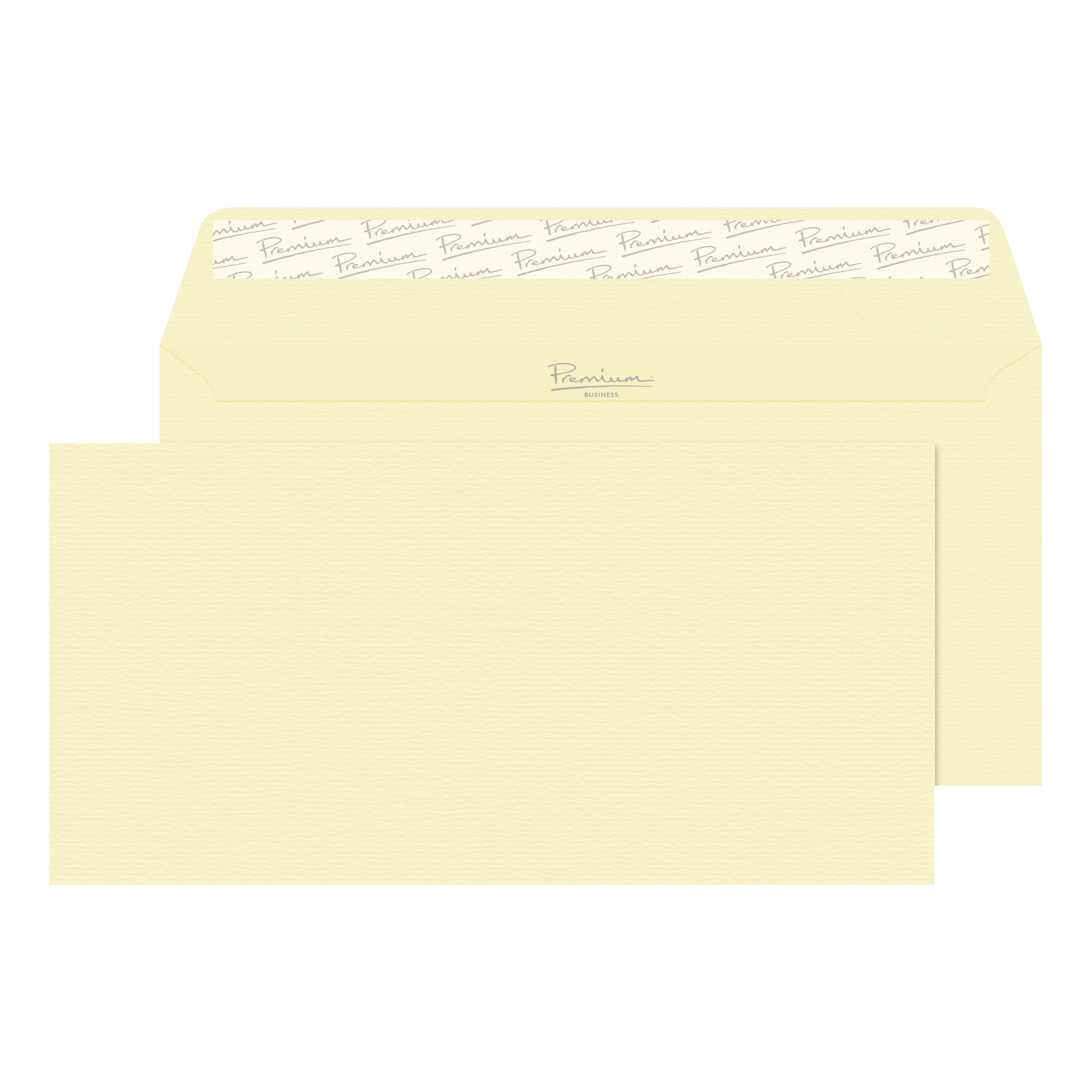 Blake Premium FSC Envelopes Wallet Peel & Seal 120gsm Laid Finish DL Vellum Ref 95882 [Pack 500]