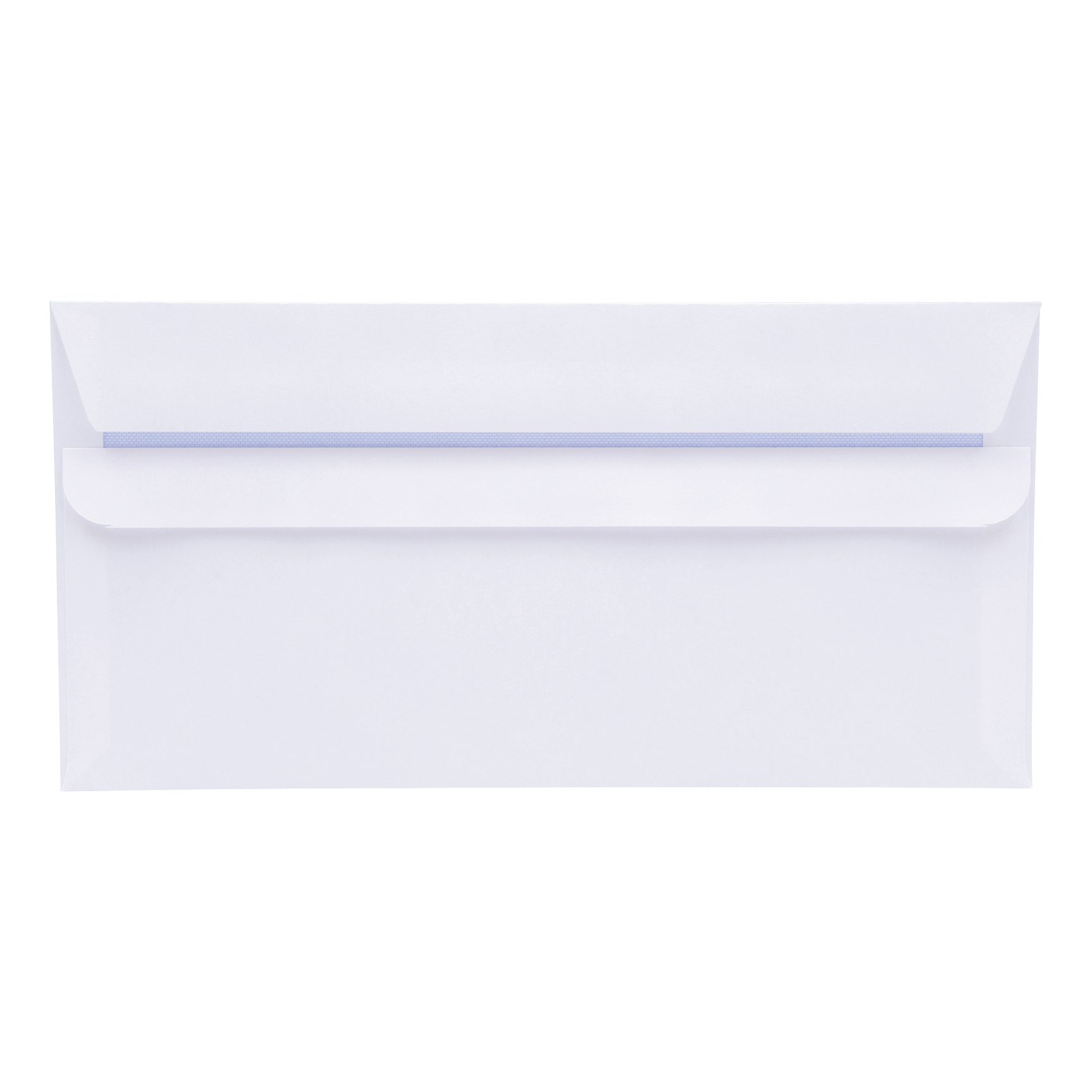 DL 5 Star Office Envelopes PEFC Wallet Self Seal 90gsm DL 220x110mm White Pack 500