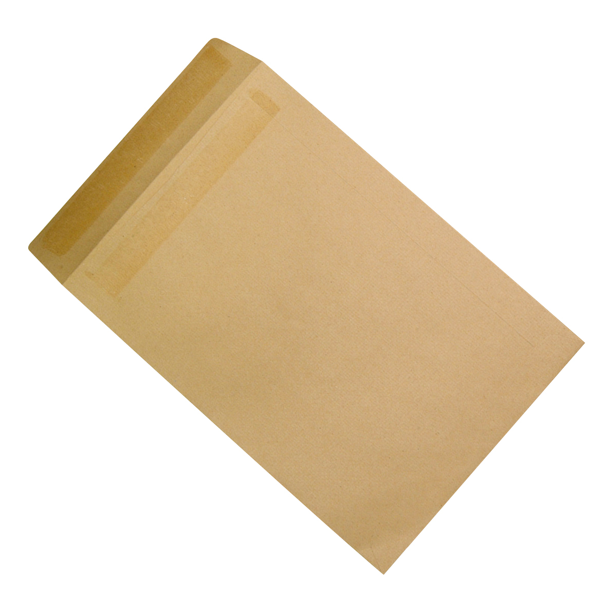 5 Star Office Envelopes Recycled 406x305mm Pocket Self Seal 90gsm Manilla [Pack 250]