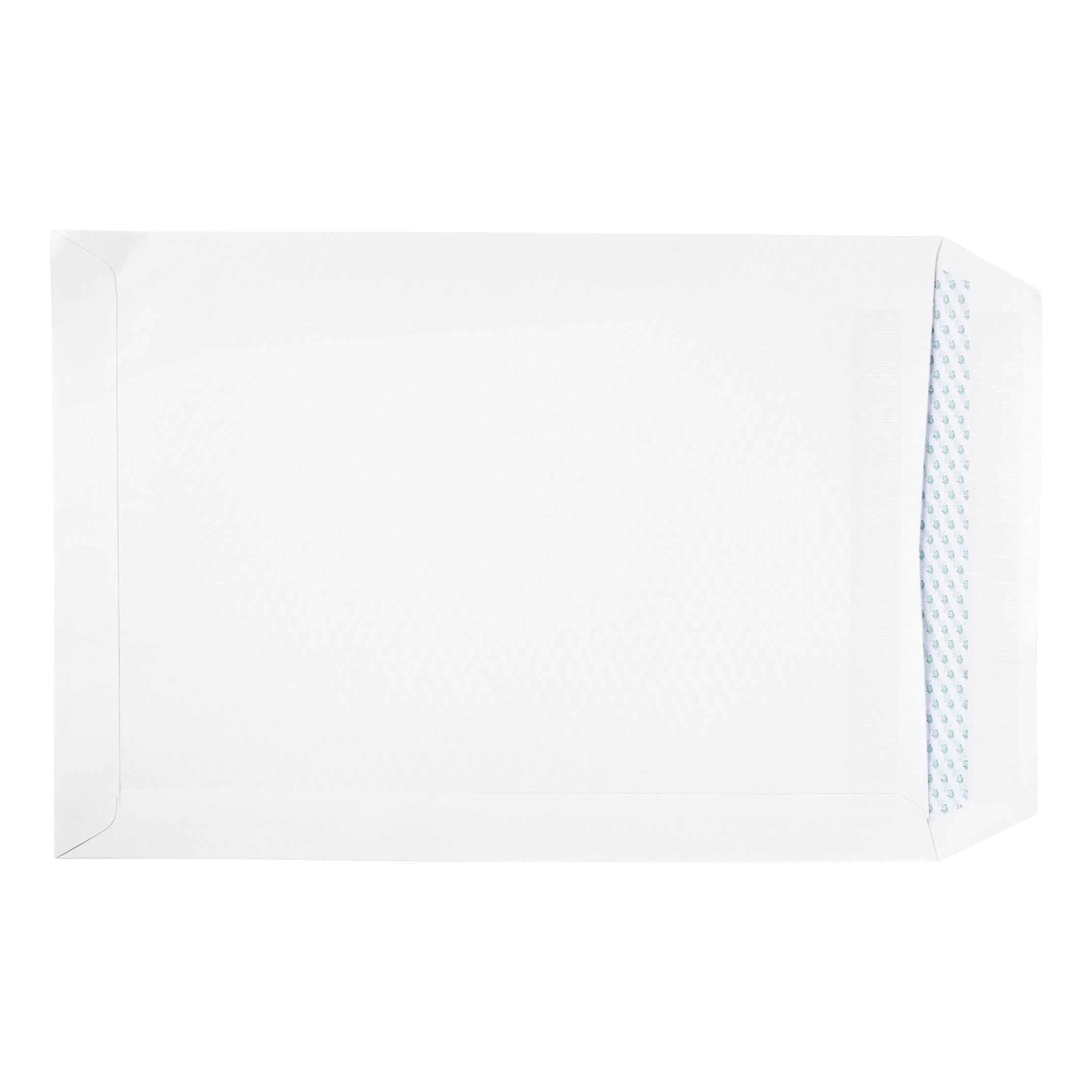 Image for 5 Star Eco Envelopes C4 Recycled Pocket Self Seal 100gsm White [Pack 250] (0)