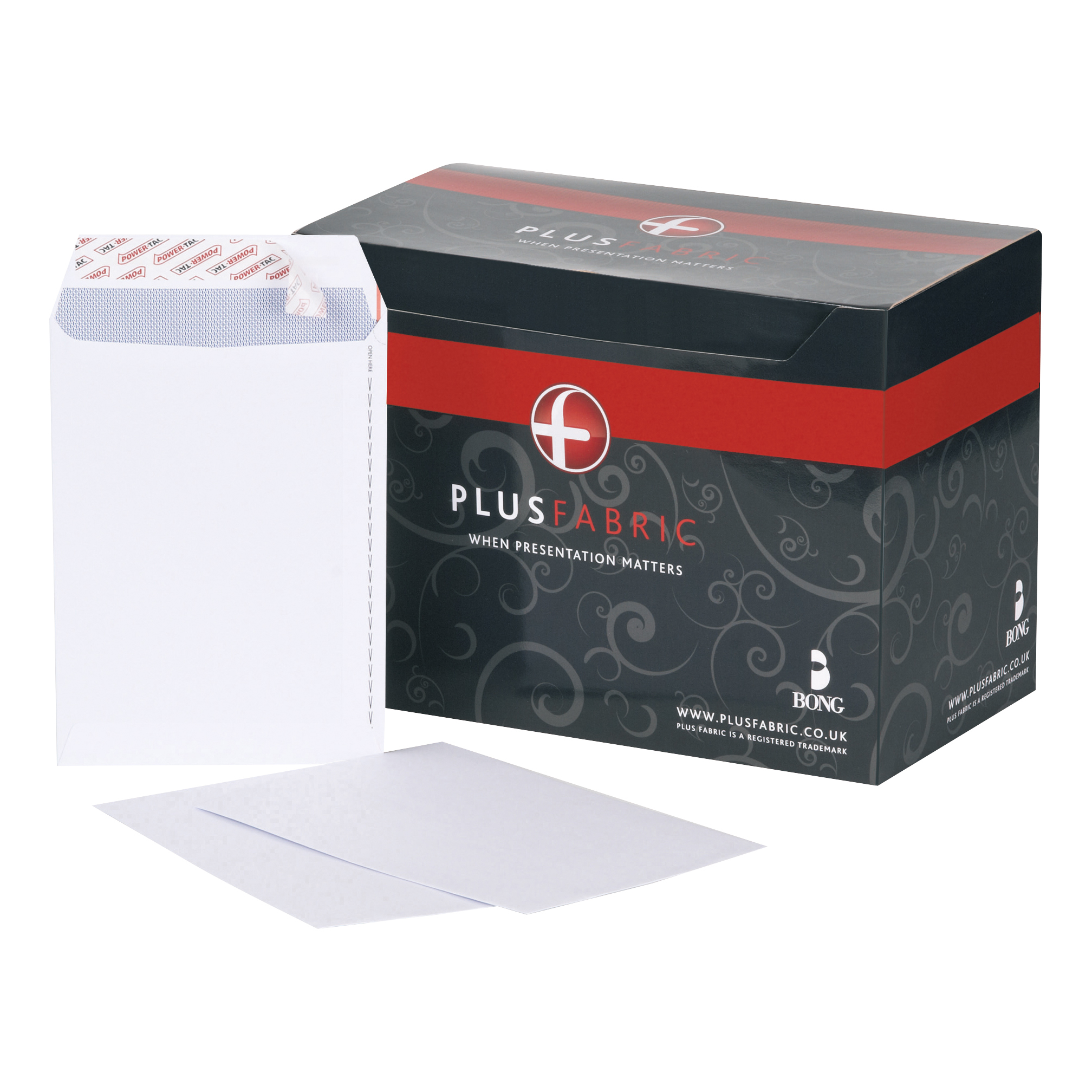 C5 Plus Fabric Envelopes PEFC Pocket Peel & Seal 120gsm C5 229x162mm White Ref B26139 Pack 500