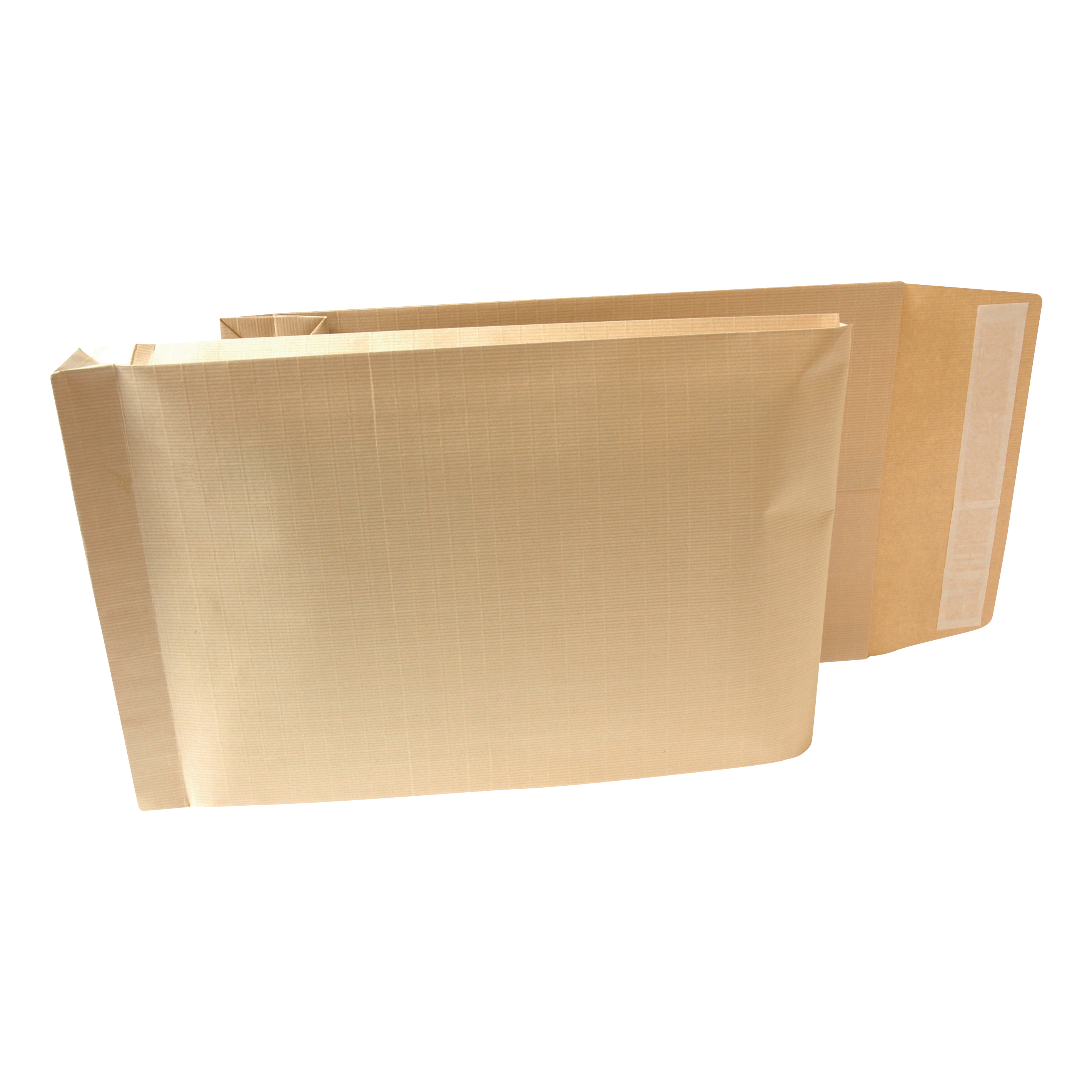 Wage Envelopes New Guardian Armour Envelopes 470x300mm Gusset 70mm Peel&Seal 130gsm Kraft Manilla Ref B28513 Pack 100