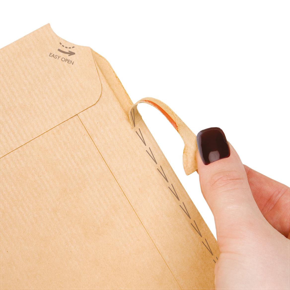 New Guardian Envelopes FSC Pocket Peel & Seal Heavyweight 130gsm 254x178mm Manilla Ref C26803 Pack 250