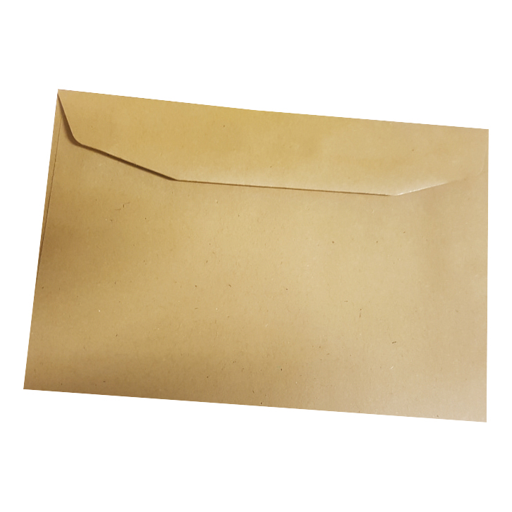 C6 5 Star Office Envelopes FSC Recycled Wallet Gummed Lightweight 80gsm C6 114x162mm Manilla Pack 2000