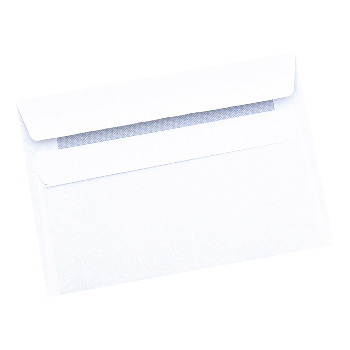 5 Star Office Envelopes PEFC Recycled Wallet Self Seal Lightweight 80gsm C6 114x162mm White Pack 1000