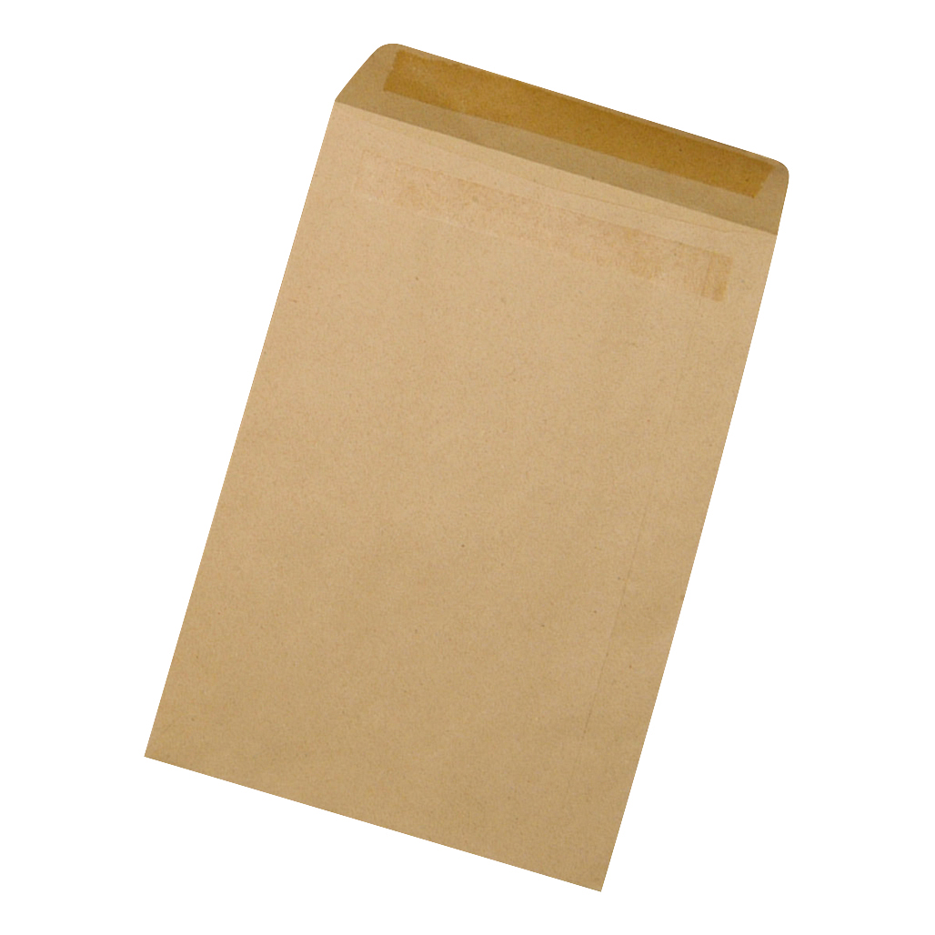5 Star Office Envelopes FSC Pocket Self Seal 90gsm C5 229x162mm Manilla Pack 500