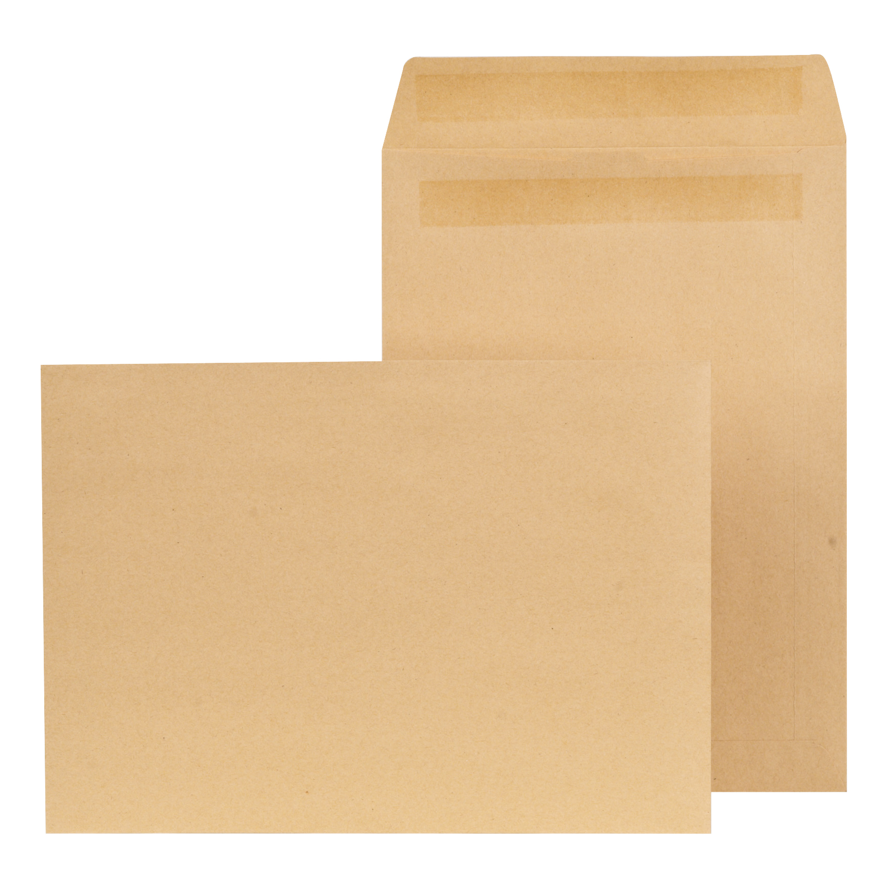 C4 New Guardian Envelopes Pocket Self Seal Lightweight 90gsm C4 324x229mm Manilla Ref K26309 Pack 250