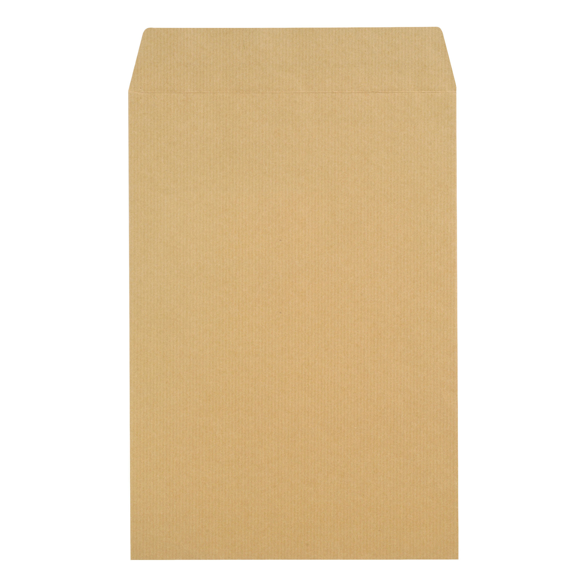 New Guardian Envelopes Pocket Self Seal 130gsm C4 324x229mm Manilla Ref L26303 Pack 250