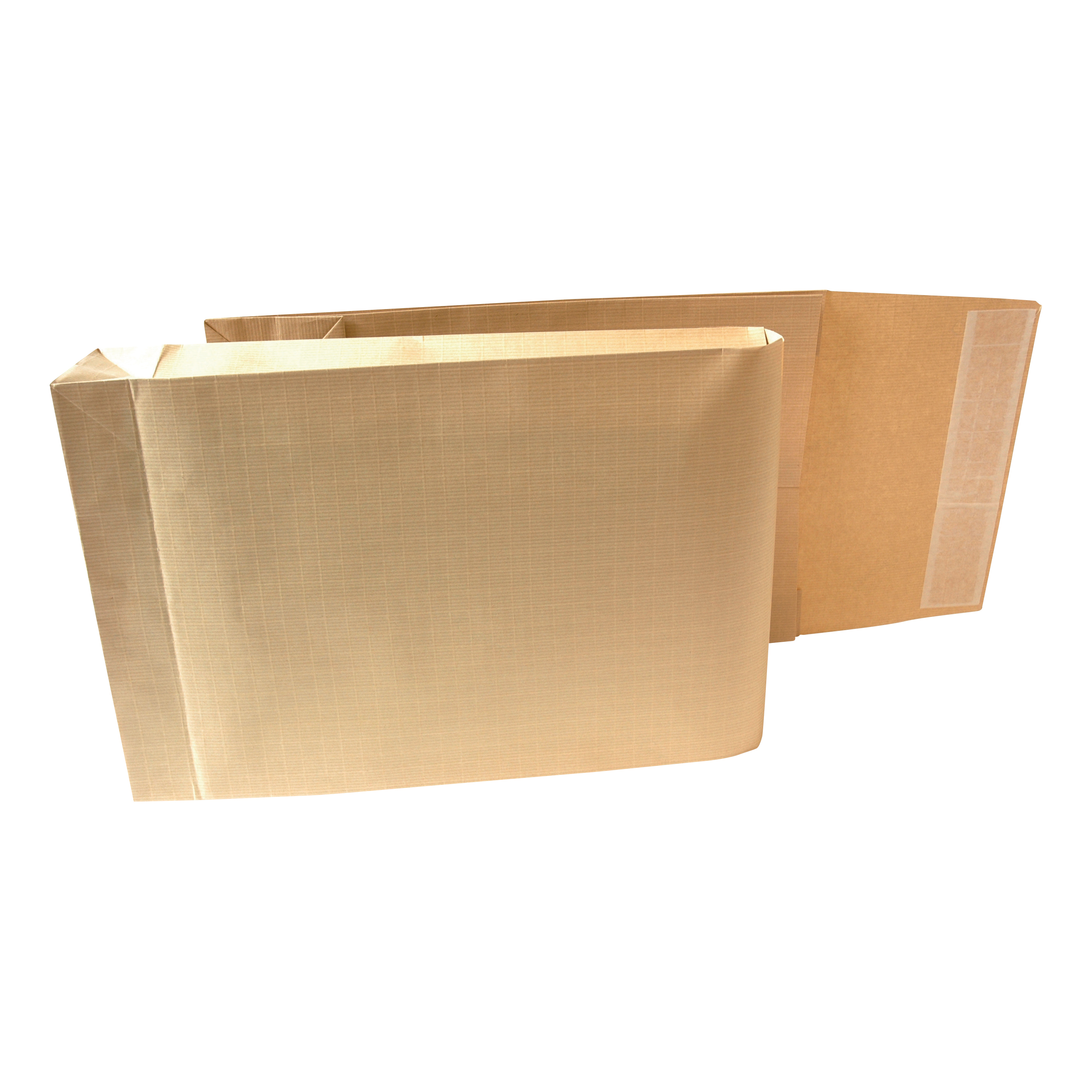 New Guardian Armour Envelopes 465x340mm Gusset 50mm Peel&Seal 130gsm Kraft Manilla Ref  [Pack 100]