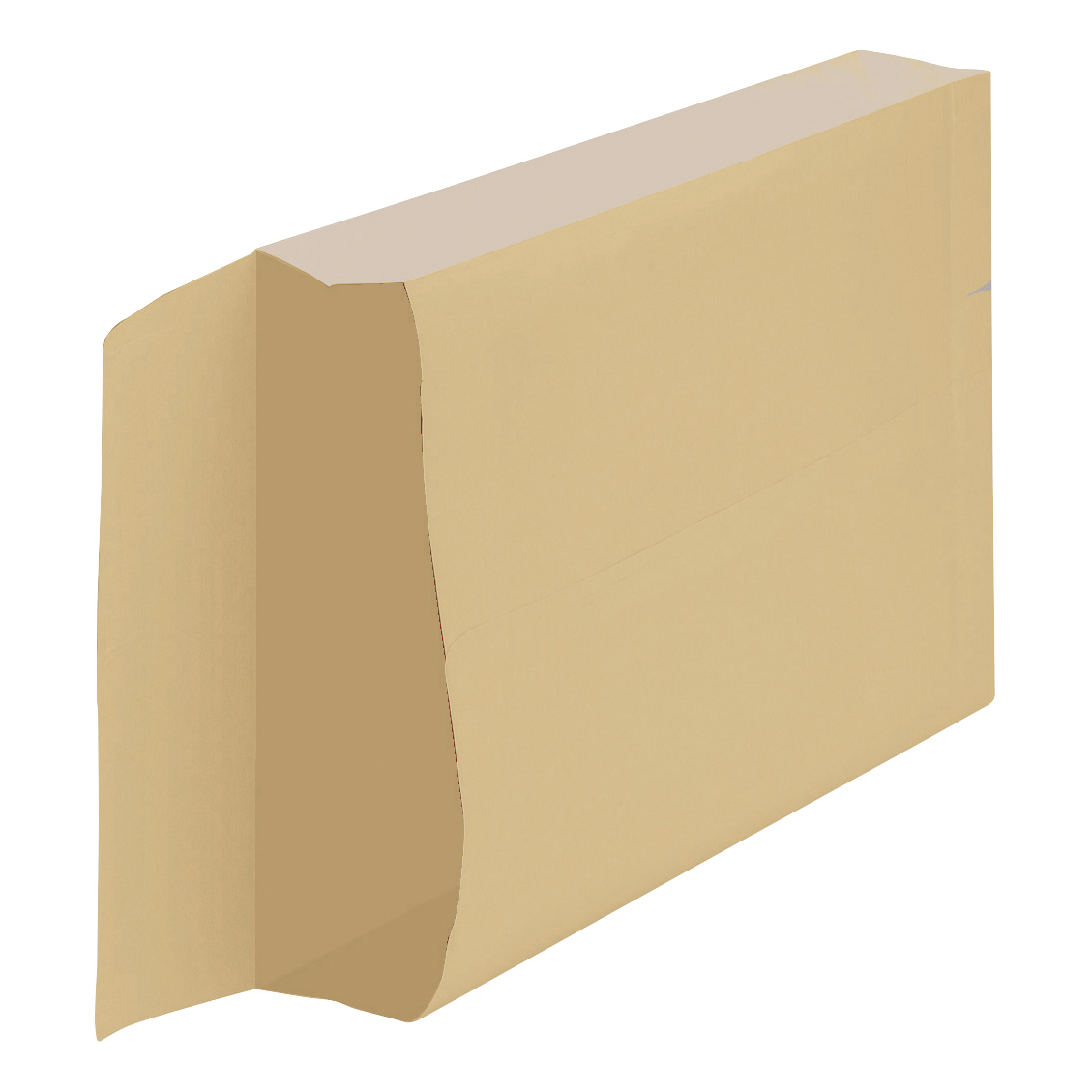 New Guardian Armour Envelopes 465x340mm Gusset 50mm Peel&Seal 130gsm Kraft Manilla Ref L28413 Pack 100