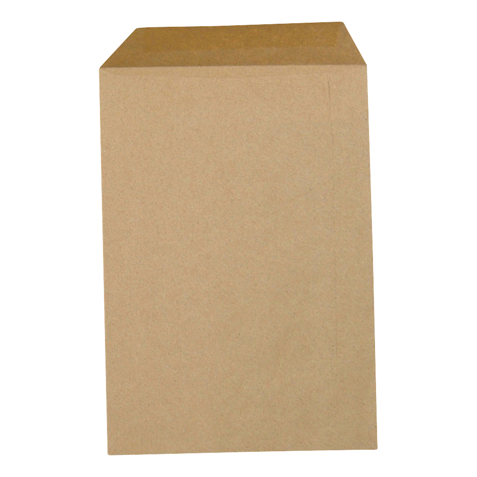 C4 5 Star Office Envelopes FSC Pocket Gummed Lightweight 80gsm C4 324x229mm Manilla Pack 500