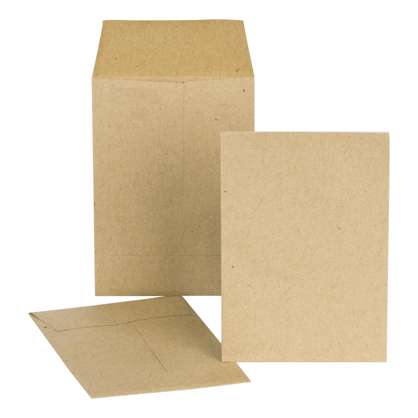 New Guardian Envelopes Lightweight 98x67mm Pocket Gummed 80gsm Manilla Ref M24011 Pack 2000