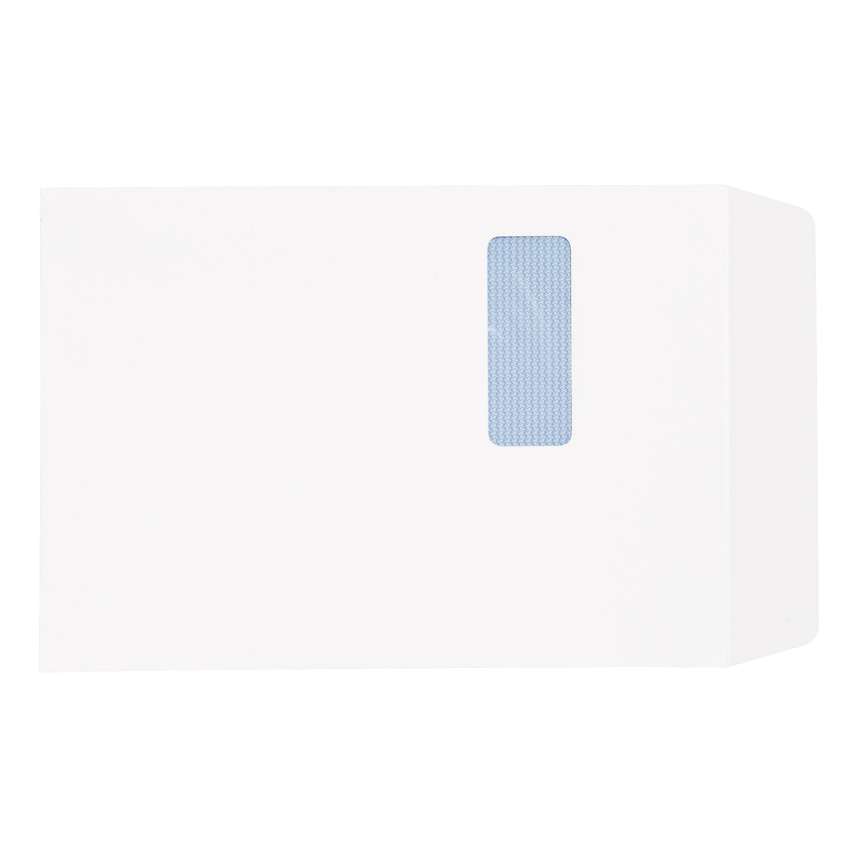 C4 5 Star Office Envelopes PEFC Pocket Self Seal Window 90gsm C4 324x229mm White Pack 250