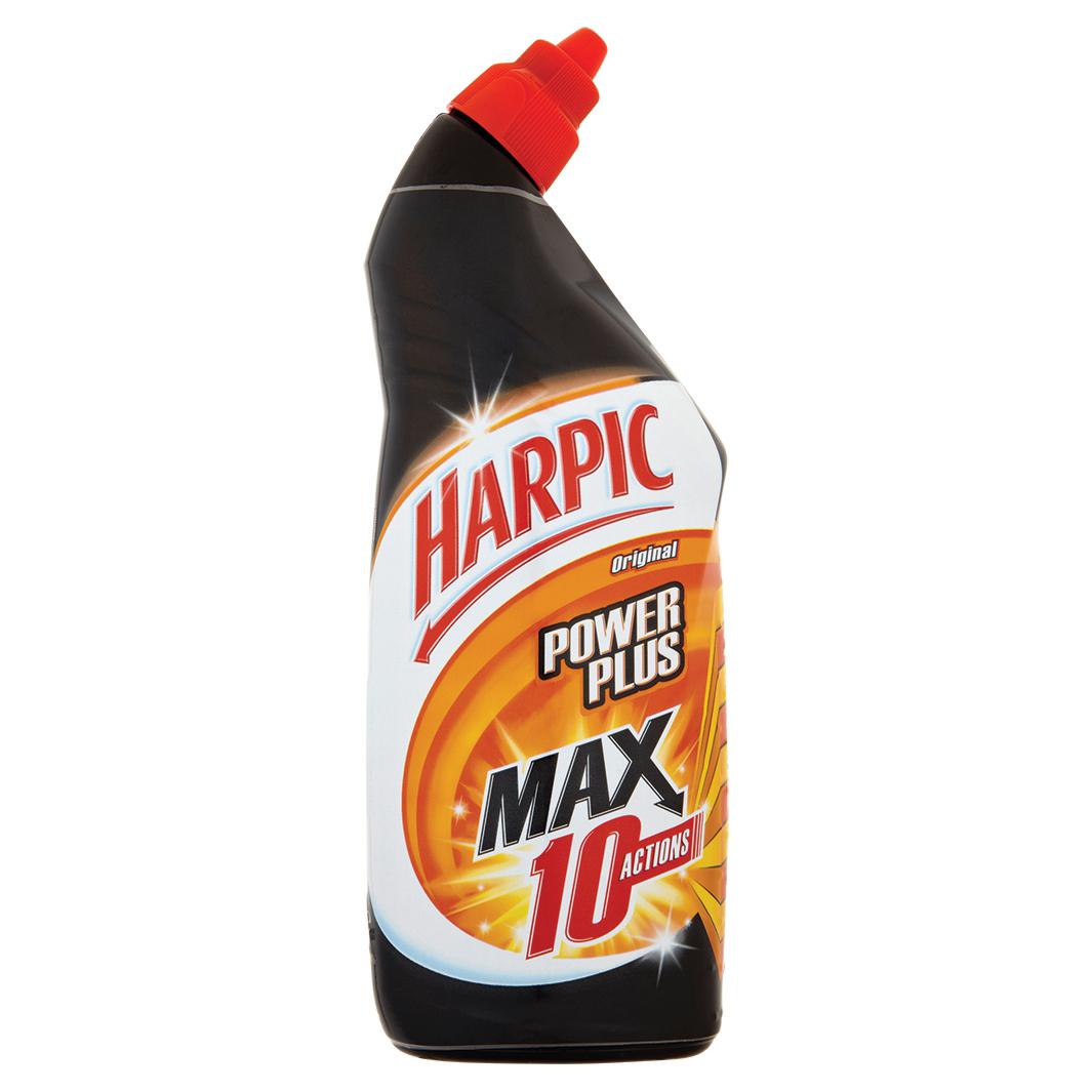 Harpic Power Plus Liquid Original 750ml Ref RB788653 [2 for 1] Oct-Dec 2019