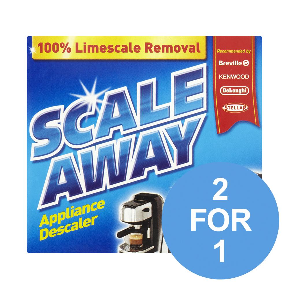 Scaleaway De-Scaler 4x75g Ref RB2158 [2 for 1] Oct-Dec 2019