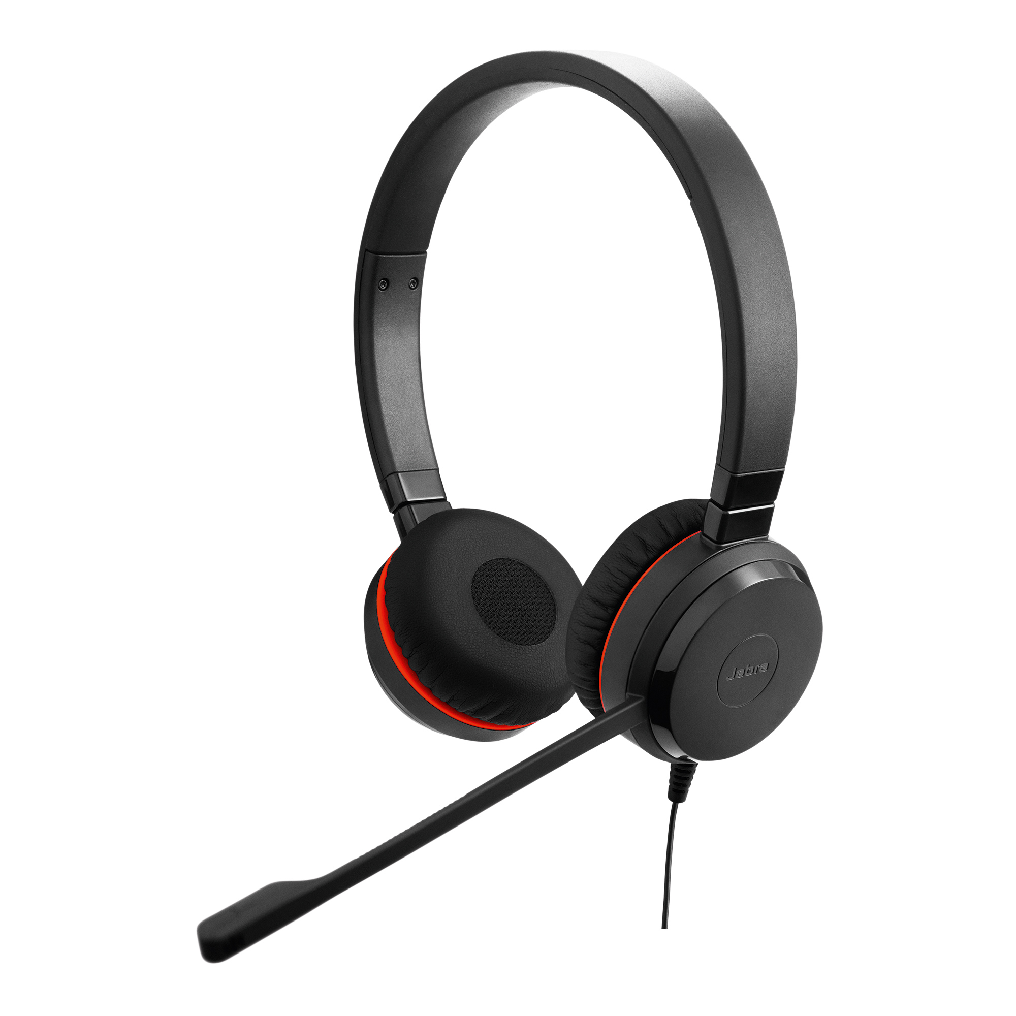Jabra EVOLVE 30 II Duo USB Headset With Noise Cancelling Microphone Ref 5399-823-309