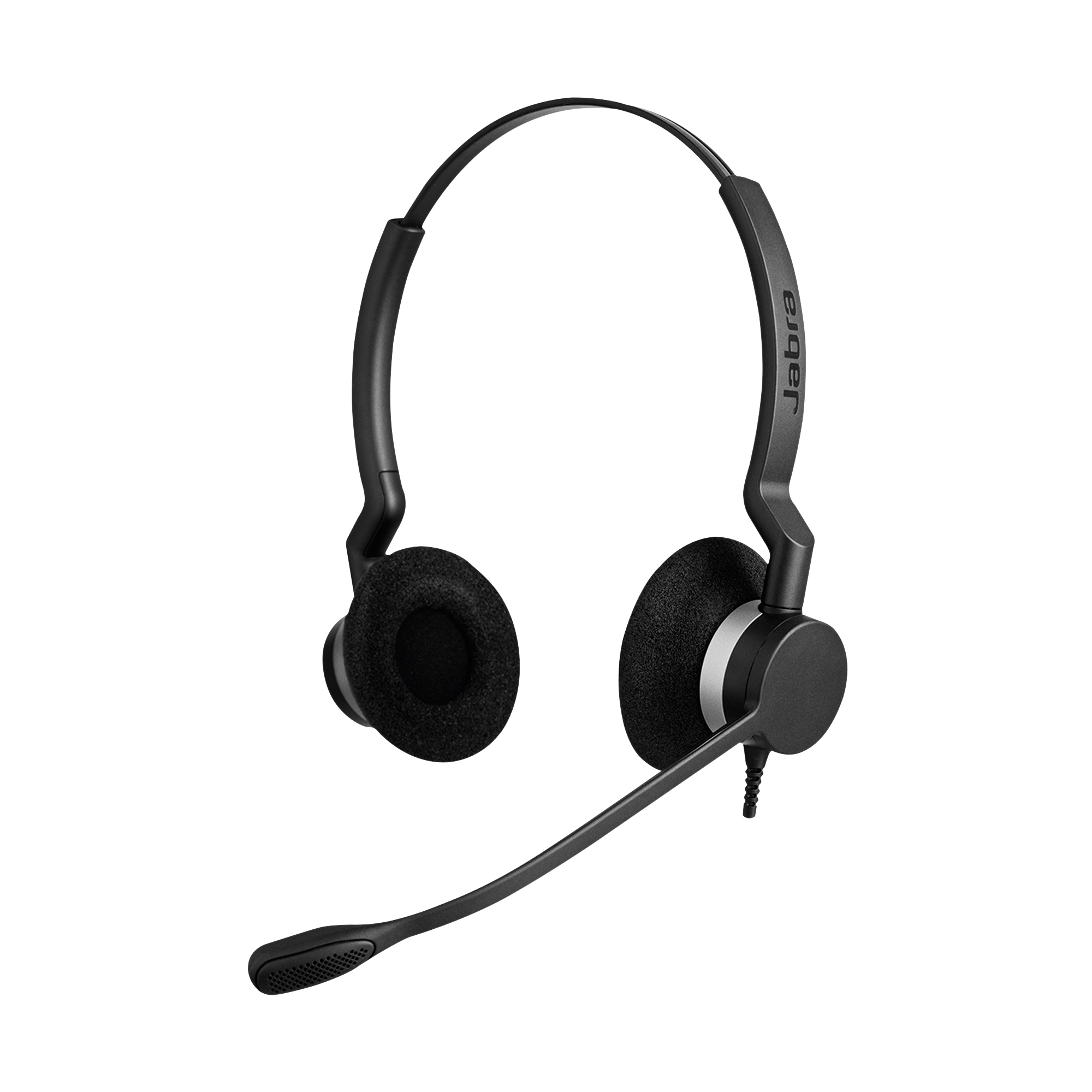 Phone headsets Jabra BIZ 2300 Dual Headset With Noise Cancelling Microphone Ref 2309-820-104