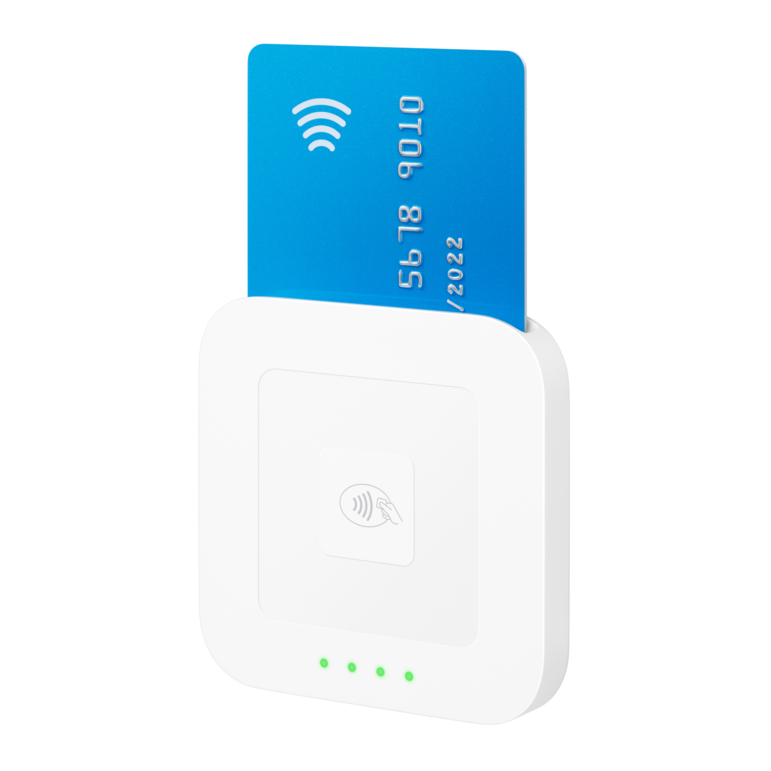 Tally Rolls Square Card Reader Accepts Chip/PIN/Contactless/Apple Pay/Google Pay Ref A-SKU-0513