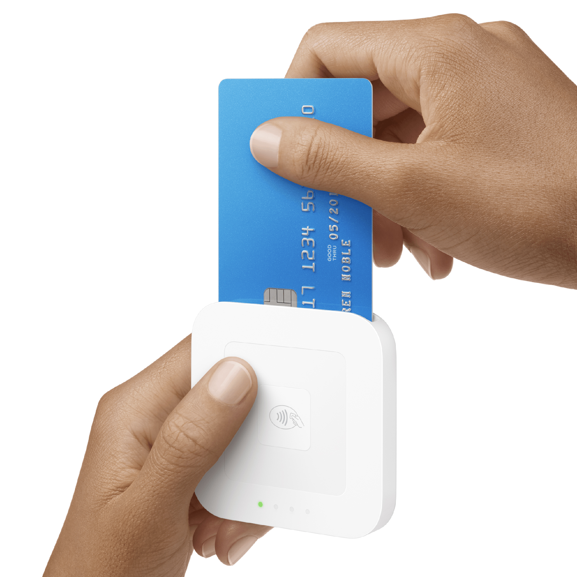 Square Card Reader Accepts Chip/PIN/Contactless/Apple Pay/Google Pay Ref A-SKU-0513