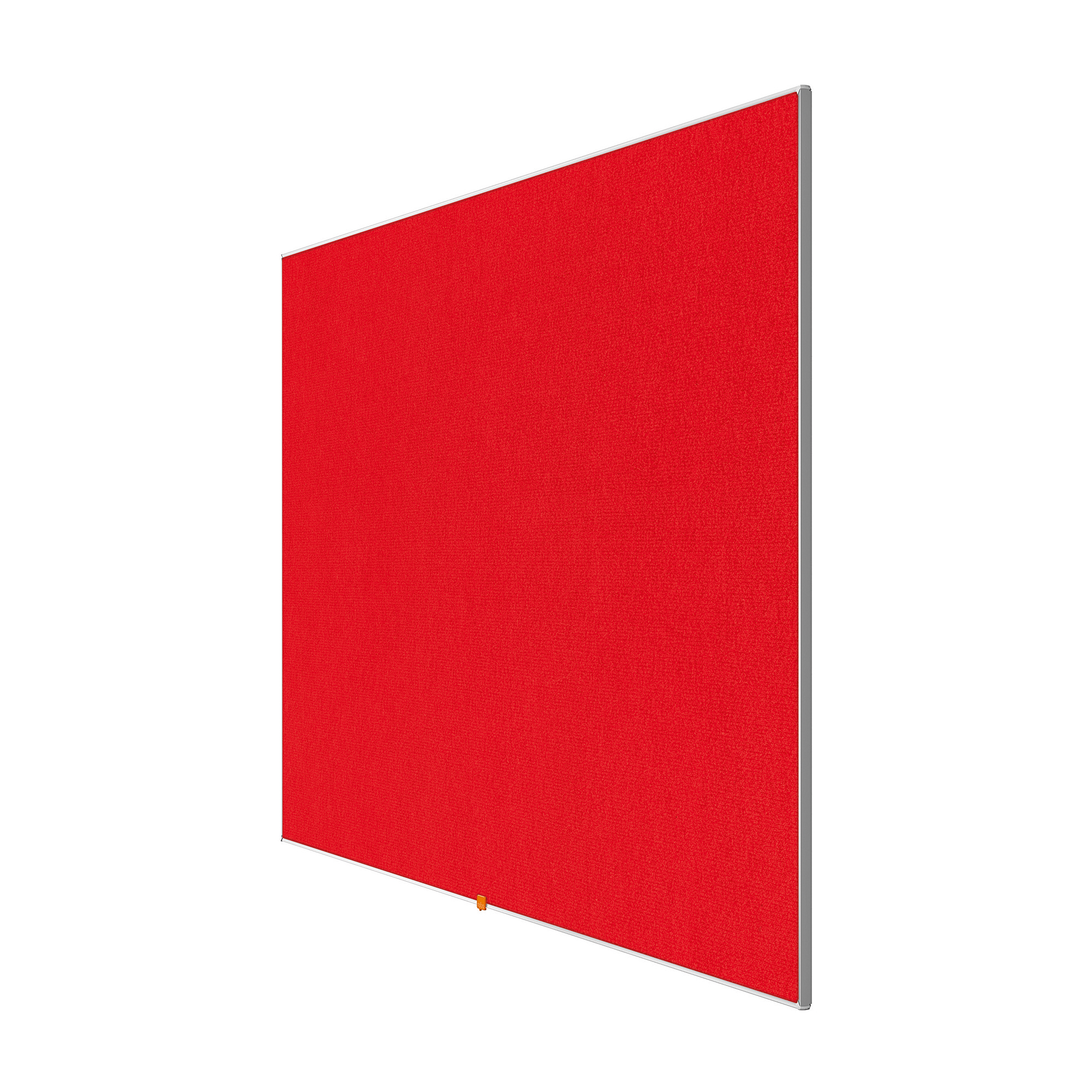 Bulletin boards or accessories Nobo 32 inch Widescreen Felt Board 710x400mm Red Ref 1905310