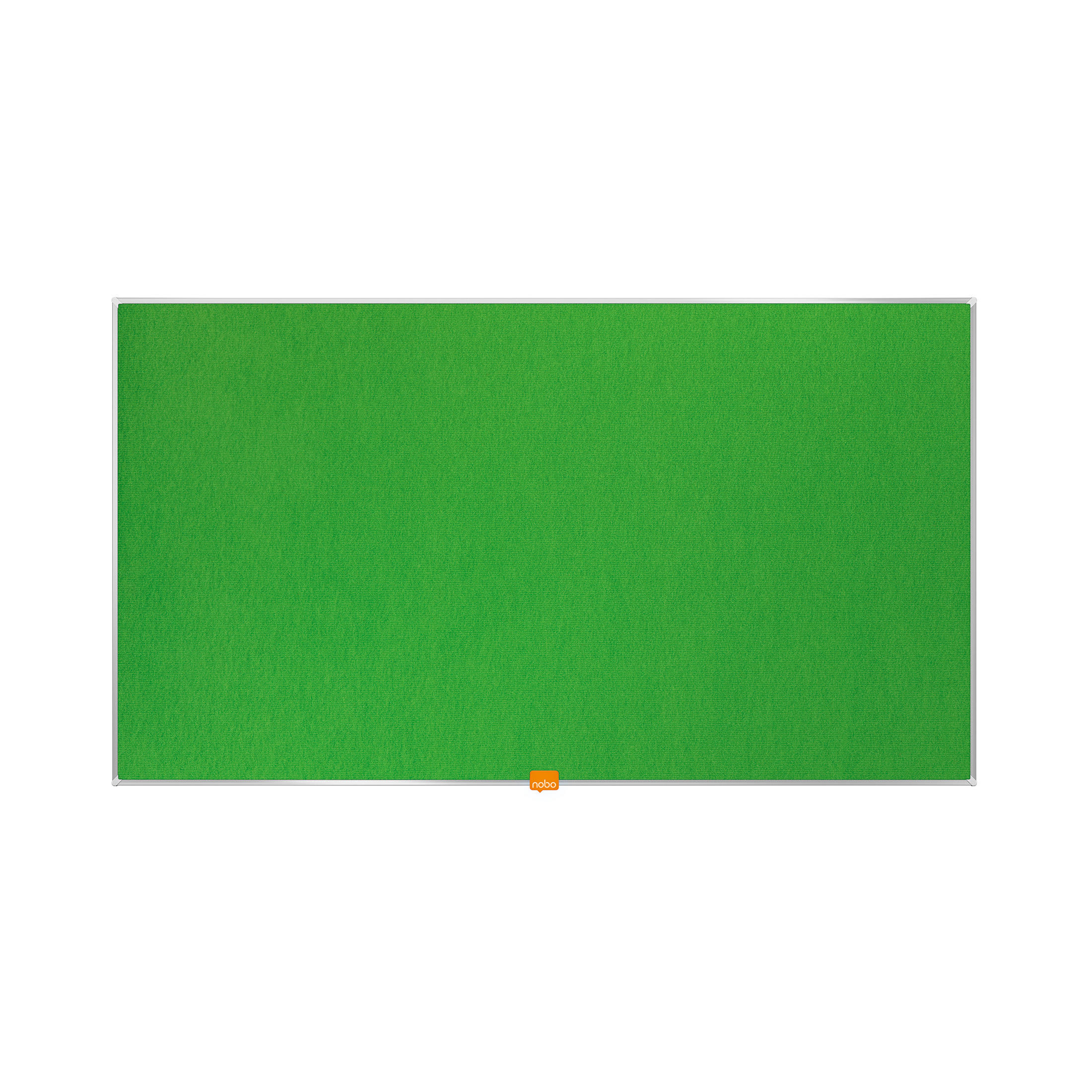 Bulletin boards or accessories Nobo 40 inch Widescreen Felt Board 890x500mm Green Ref 1905315