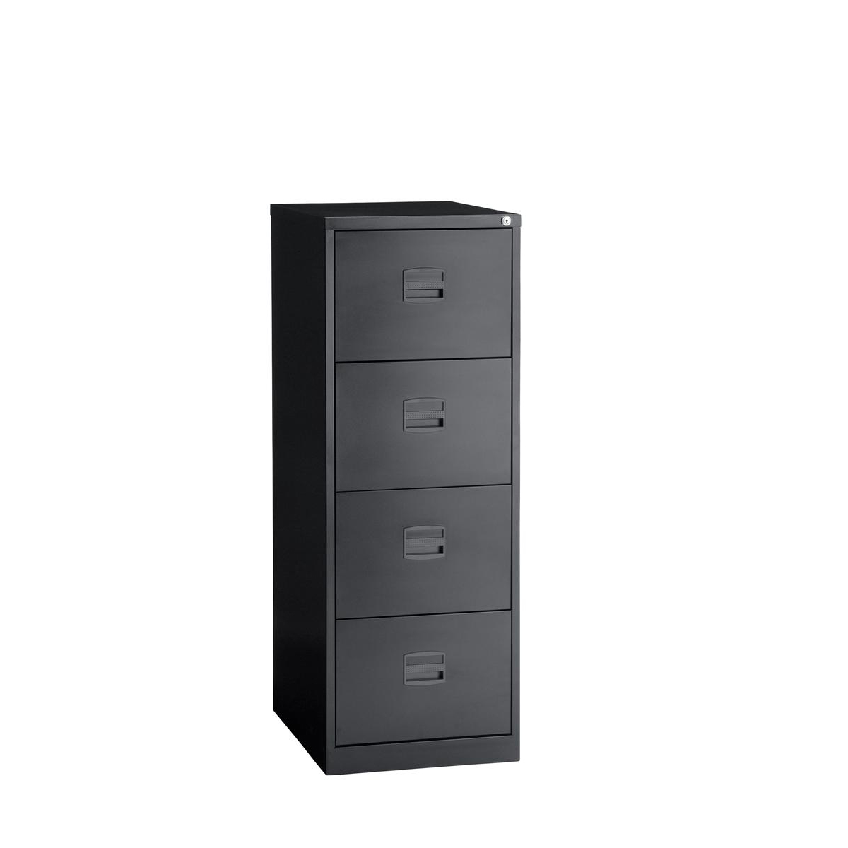 Trexus 4 Drawer Filing Cabinet 470x622x1321mm Ref 632686