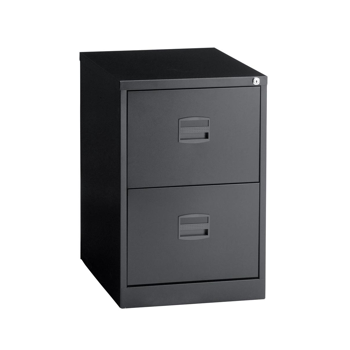 Trexus 2 Drawer Filing Cabinet 470x622x711mm Ref 632701
