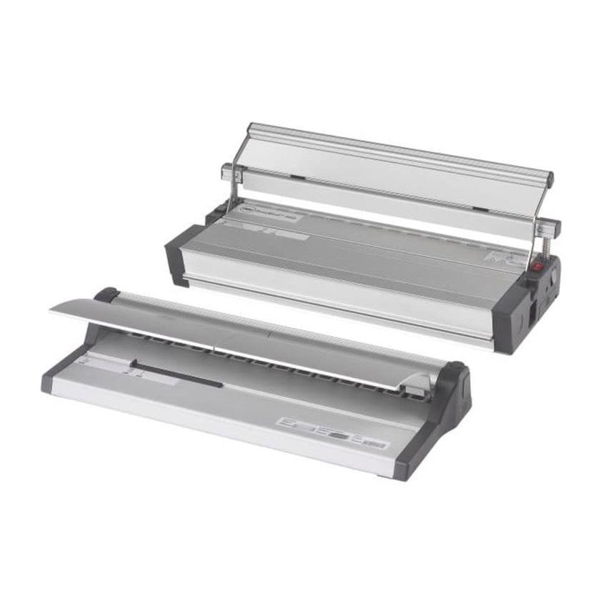 GBC SureBind 500 Office Strip Binder Manual Binds 500 Sheets Punches 25x80gsm A4 Ref 4400400