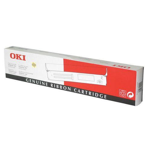 OKI Ribbon Cassette Fabric Nylon Black for 4410 Ref 40629303