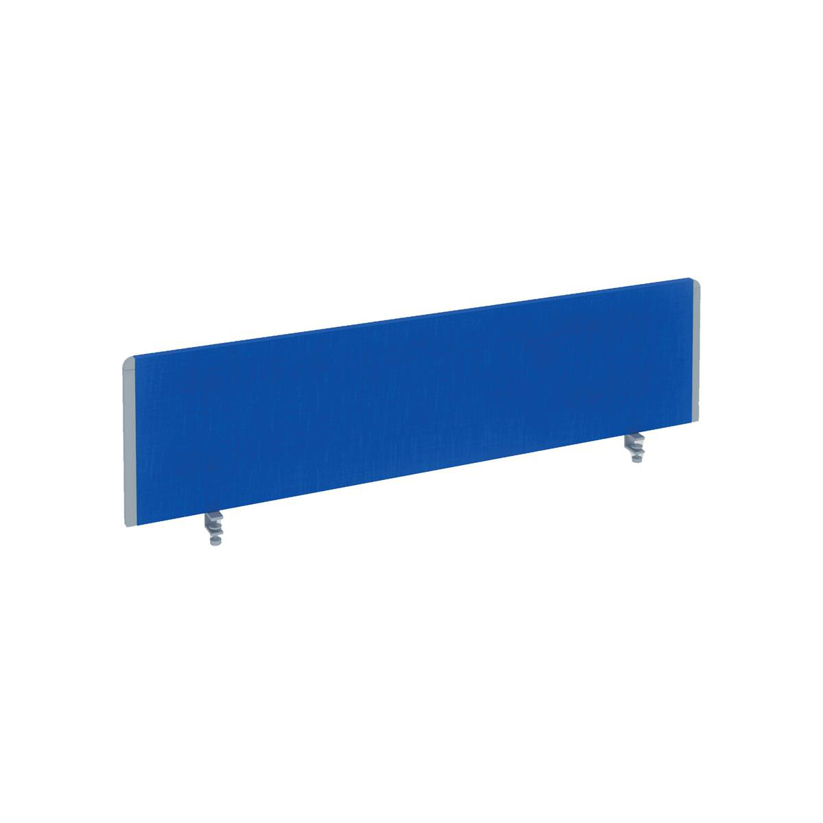 Trexus 1600mm x 300mm Rectangular Screen Blue 1600x450mm Ref 671121
