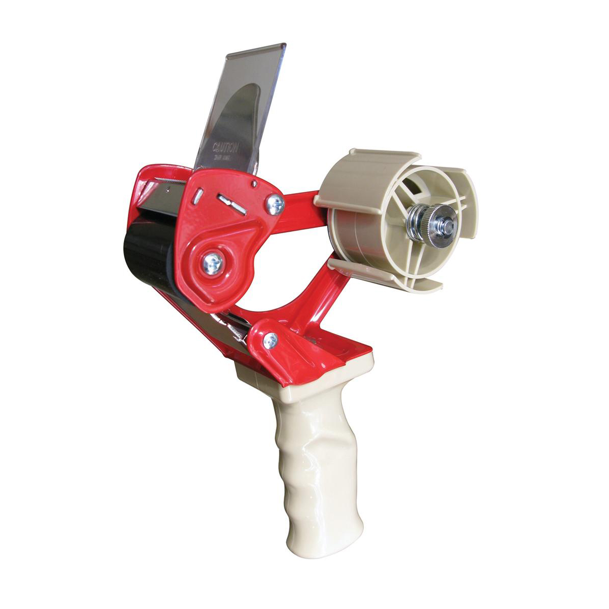 Tape dispensers Tape Dispenser Safety Hand Held with Retracting Blade for 50mm Tape