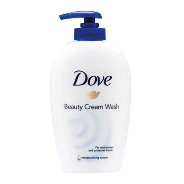 Floor Cleaning Dove Beauty Cream Wash 250ml Ref 604335
