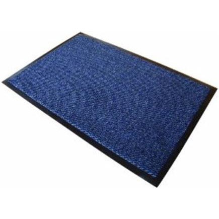 Indoor Doortex Advantagemat Door Mat Dust & Moisture Control Polypropylene 1200x1800mm Blue Ref FC49180DCBLV