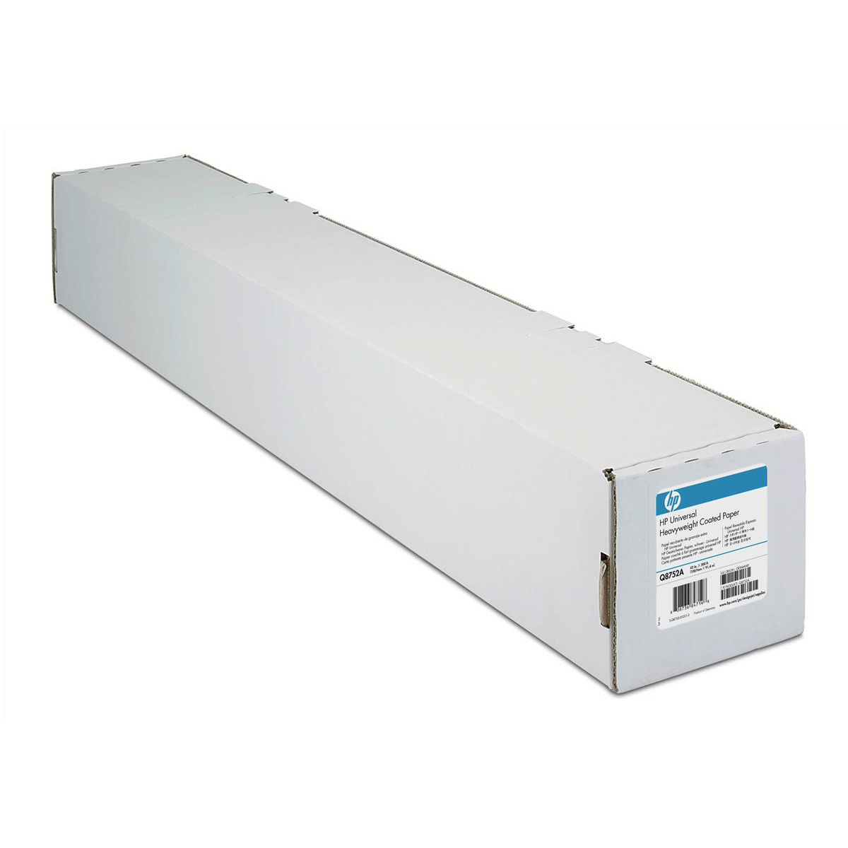 Other Sizes Hewlett Packard HP DesignJet Coated Paper 90gsm 42 inch Roll 1067mmx45.7m Ref C6567B