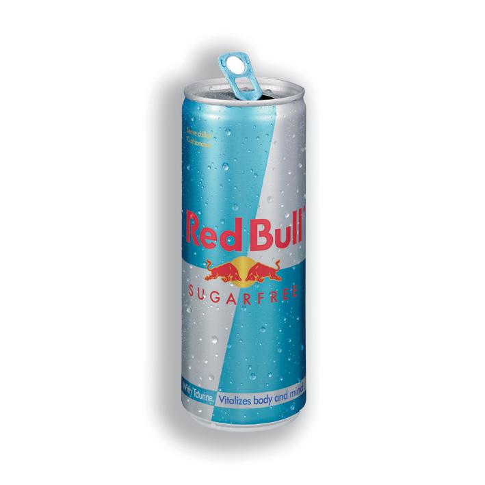 Red Bull Energy Drink Sugar-free 250ml Ref RB2826 [Pack 24]