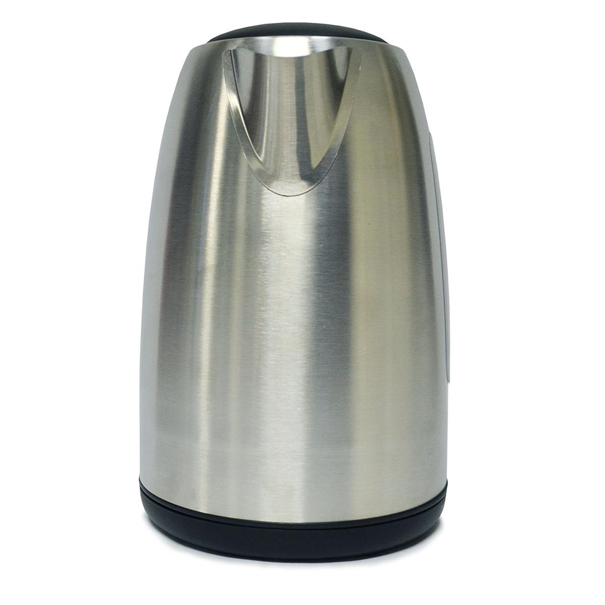 Igenix Kettle Cordless 2200W 1.7 Litre Brushed Stainless Steel Ref IG7731