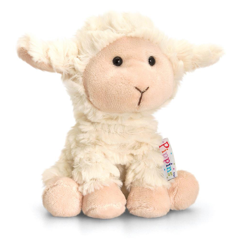 Lamb Toy Soft Fabric Hand-washable